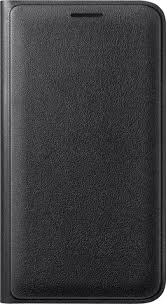 Купить <b>Чехол</b>-<b>книжка Samsung Flip</b> Cover Galaxy J1 mini Black по ...