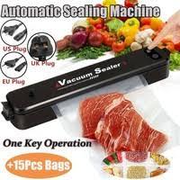 Kitchen Food Packaging <b>Machine Household Food</b> Bag Vacuum ...
