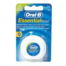 <b>Зубная нить Oral</b>-<b>B Essential</b> Original