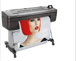 <b>HP DesignJet Z9 dr</b> 44-in PostScript Printer with V-Trimmer, Large ...