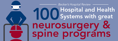 hospital and health systems great neurosurgery and spine neurosurgery spine programs 2016