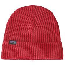 Мужская <b>шапка</b> или шляпа <b>PATAGONIA Fishermans Rolled</b> Beanie