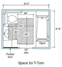 bathroom clearances accessible living bathroom wheelchair clearance t turn dimensions