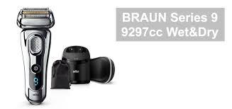 <b>Braun</b> Series 9 <b>9297cc</b> Wet&Dry обзор <b>бритвы</b>