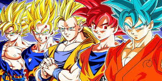 Dragon Ball: All The <b>Super Saiyan</b> Levels Ranked, Weakest To ...