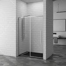<b>Душевая дверь 120</b>*195, RGW SV-12. Хром/Прозрачное/6 мм ...