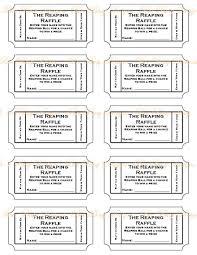 Free Printable Raffle Ticket TemplateBest Business Template | Best ... Free Printable Ticket Templates New Calendar Template Site PDJ5wHCG