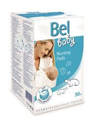 <b>Вкладыш в бюстгалтер</b>, 30 шт. <b>Bel</b> baby 10081855 купить за 240 ...