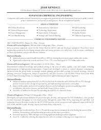 sample process technology resume chemical for internship electronic engineer resume sample