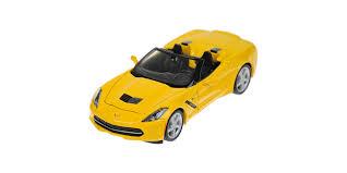<b>Машина</b> 2014 Corvette 1:24, желтый <b>Maisto</b> - купить за 2 499.- в ...