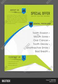 creative medical flyer or template special offer on your creative medical flyer or template special offer on your first treatment of dental problems