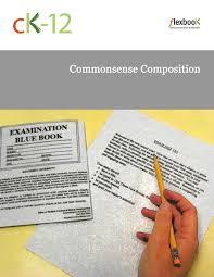 commonsense composition ck foundation