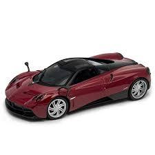 <b>Модель машины WELLY</b> 1:24 Pagani Huayara 24088: купить за ...