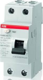 """Купить <b>УЗО ABB</b> """"FH202AC"""", 2P 40A 30mA (AC) по низкой цене в ..."""