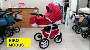 Купить <b>коляску Riko Modus</b> 2017 от А-бренда. Обзор. Одна из ...