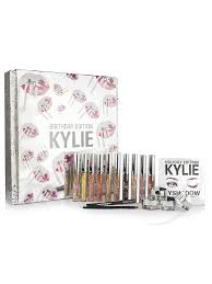 Косметический набор Kylie Jenner Birthday Edition <b>Silver</b> Big ...