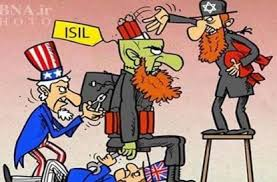 Image result for daesh US zionist tool