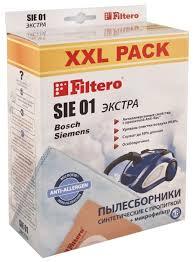 <b>Filtero Мешки</b>-<b>пылесборники SIE 01</b> XXL Pack Экстра — купить по ...