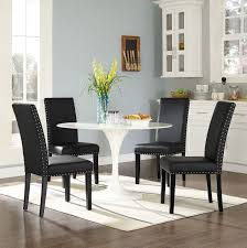 design dining chair blk