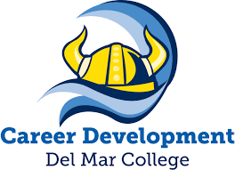 career development del mar college viking central career development