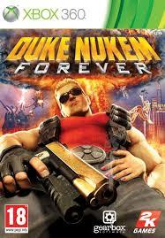 Duke Nukem Forever RGH + DLC Xbox 360 Español [Mega+]