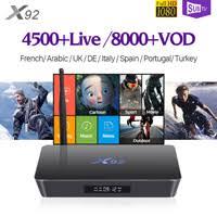<b>French</b> FULL HD <b>IPTV</b> With TV Box