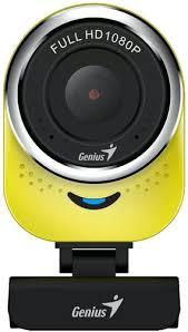 Купить <b>веб</b>-<b>камеру Genius QCam 6000</b> Yellow по выгодной цене в ...