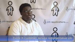circle k interview customer service representative circle k interview customer service representative