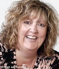 Saviour: Baby sleep guru Alison Scott-Wright, a former maternity nurse who has written a book to help new parents - article-0-0C83D82500000578-215_239x282