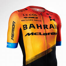 pro team cycling jersey 2019