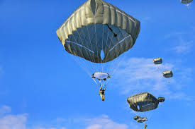 u s department of defense photo essay u s paratroopers descend over juliet drop zone in pordenone jan