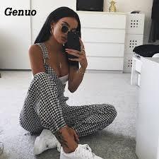 genuo spring autumn women sexy jumpsuit rompers elegant sheer mesh lace short sleeve party playsuit club bodysuit vestidos