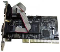 <b>Контроллер STLab I-430</b> COM-контроллер; PCI; снаружи 4x COM ...