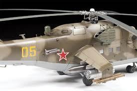 4823 <b>Звезда</b> (<b>Zvezda</b>) 1:48 Mi-24V/VP Soviet Attck Helicopter (Ми ...