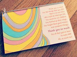 thank you notes for preschool teachers thank you letter  thank you notes for preschool teachers