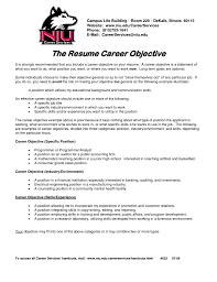 career objective examples for  seangarrette cofree customer service resume examples    career objective examples