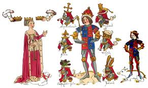 richard iii by william shakespeare how genuine was the english king richard iii and his family in the contemporary rous roll in the heralds