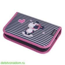 <b>Пеналы Herlitz</b> купить в интернет-магазине Detstvonadom.ru