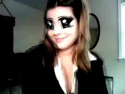 anime eyes make up tutorial how to