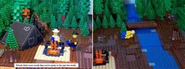 lego brokeback mountain by daniel brown cool hunting