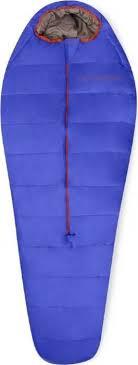 <b>Спальный мешок Trimm Battle</b>, правосторонняя молния, синий ...