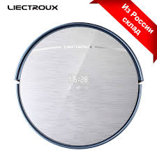 <b>LIECTROUX Robot Vacuum Cleaner</b> X5S Zigzag Cleaning Planned ...