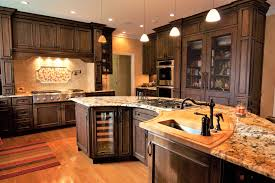 alder kitchen custom built knotty alder kitchen custom built by t medhurst builders