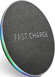 GETIHU Wireless Fast Charger Qi-Certified Phone ... - Amazon.com