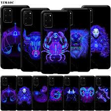 YIMAOC <b>Zodiac</b> Signs Soft <b>Silicone Case for</b> Samsung Galaxy S6 ...