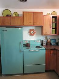 vintage kitchen appliance retro appliances:  hotpoint fridge amp stove aqua reader recently uploaded  pictures of antique stoves