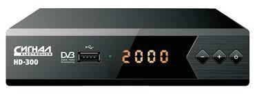 Купить TV-<b>тюнер СИГНАЛ</b> ELECTRONICS HD-300 по низкой ...