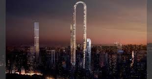 "Designs unveiled for <b>U</b>-<b>shaped</b> skyscraper, ""The Big <b>Bend</b>,"" in New ..."
