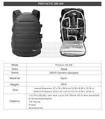 <b>Wholesale Lowepro</b> ProTactic 350 AW DSLR Camera Photo Bag ...