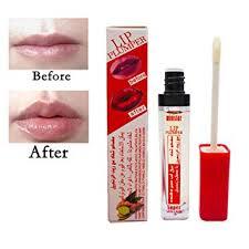<b>Lip</b> Plumper Lipgloss with Ginger Oil, Waterproof <b>Long</b> Lasting ...